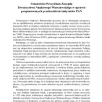 _Stanowisko_Prezydium_Zarzadu_Towarzystwa_Naukowego_Warszawskiego_w_sprawie_proponowanych_przeksztalcen_instytutow_PAN.pdf
