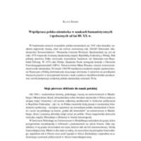 Klaus_Ziemer_Wspolpraca_polsko-niemiecka_w_naukach_humanistycznych_i_spolecznych_od_lat_80._XX_w.pdf